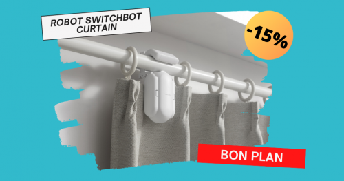 promo switchbot curtain