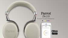 Test du Parrot Zik 2.0, le casque design by Starck