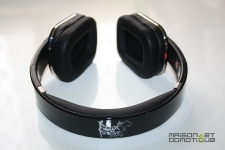 Casque Bluetooth Urban Walk de Black Panther City